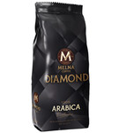 MELNA DIAMOND COFFEE BEANS 500G, ZIARNISTA