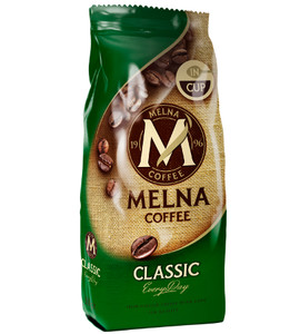 MELNA CLASSIC GROUND COFFEE 250G, MIELONA