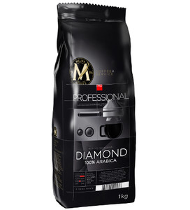 MELNA PROFESSIONAL DIAMOND COFFEE BEANS 1KG, ZIARNISTA