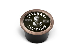LAVAZZA BLUE TIERRA SELECTION PREMIUM