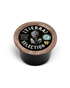 LAVAZZA BLUE TIERRA SELECTION PREMIUM x2